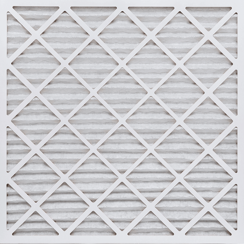21 1/2 x 21 1/2 x 1 MERV 8 Pleated Air Filter product photo