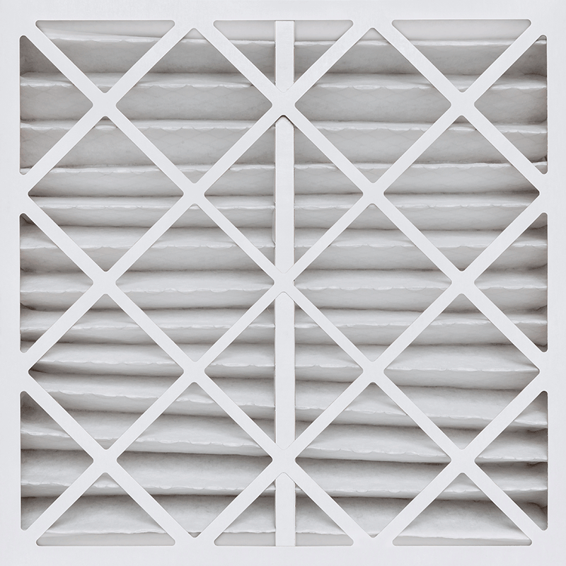 14 x 36 x 4 MERV 13 Pleated Air Filter product photo Front View thumbnail