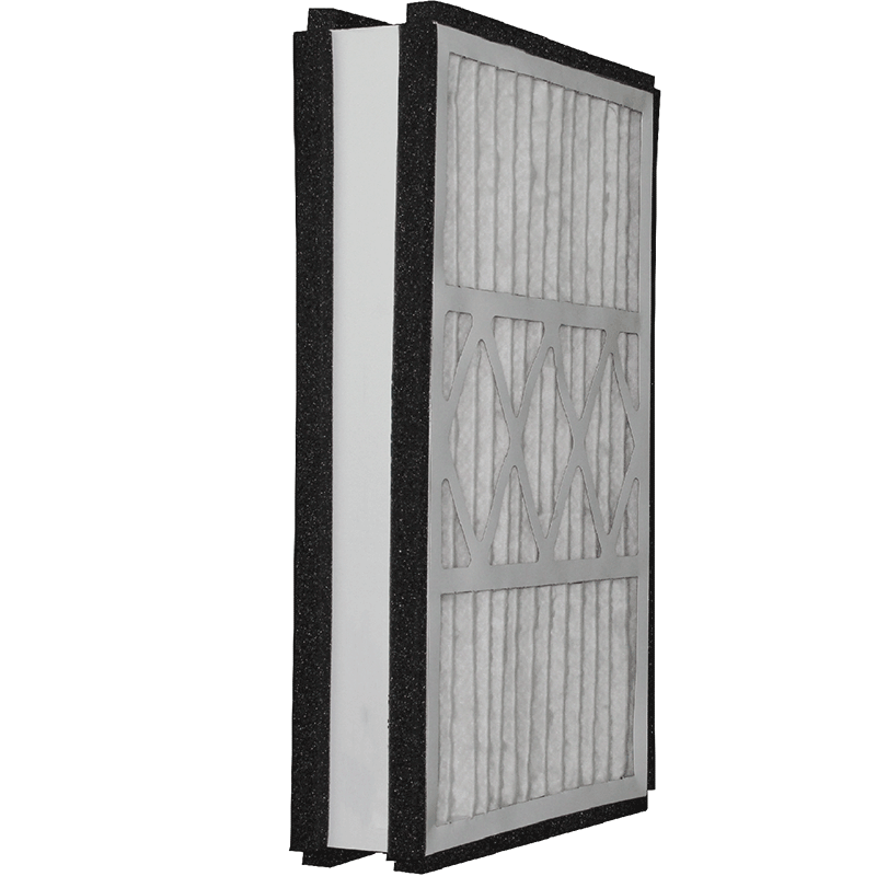 16 x 26 x 5 MERV 11  Aftermarket Replacement Filter product photo Back View thumbnail